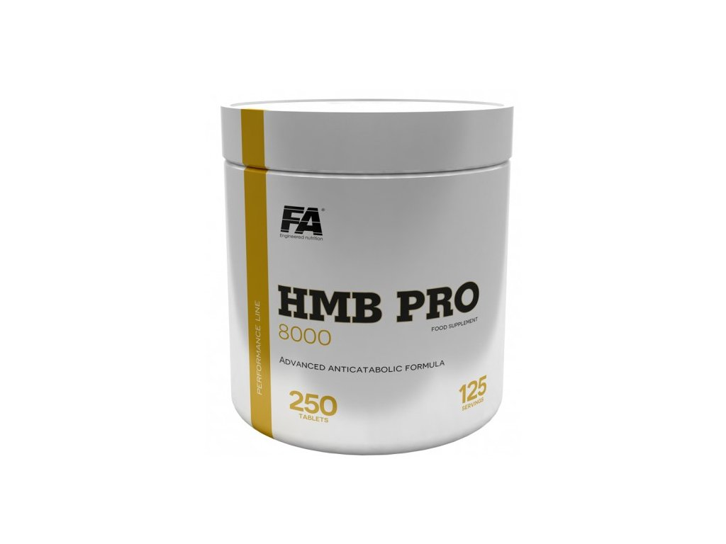 Fitness Authority HMB PRO 250 tablet