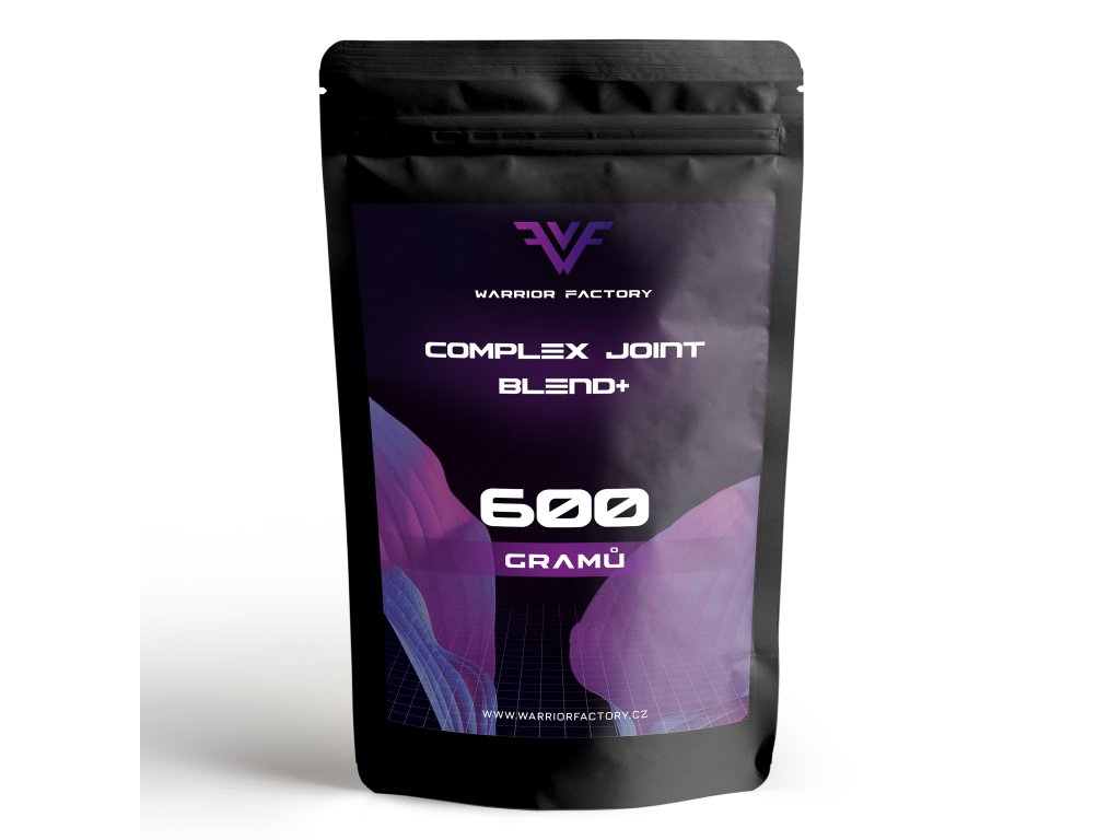 Warrior Factory COMPLEX JOINT BLEND+ 600 G PŘEDNÍ