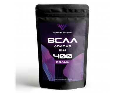 42282 warrior factory bcaa 2 1 1 400 g