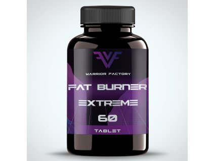 42480 warrior factory extreme fat burner 60 tablet