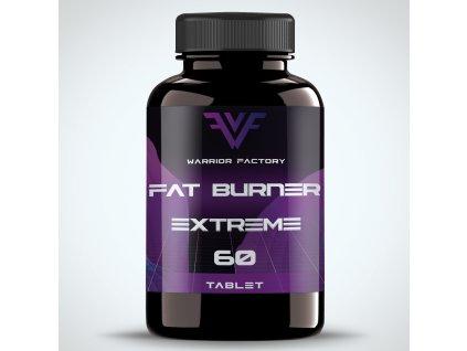 Warrior Factory EXTREME FAT BURNER 60 TABLET