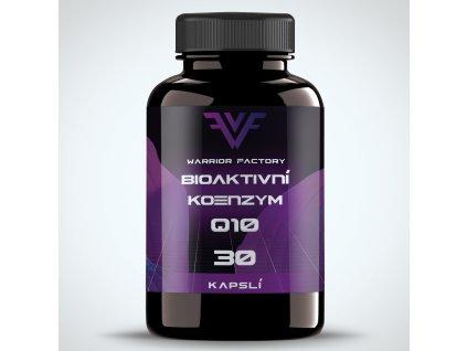 42576 warrior factory bioaktivni koenzym q10 30 kapsli