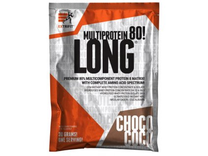 Extrifit Long 80 Multiprotein 30 g
