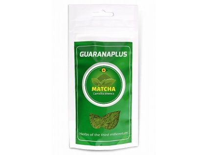 GuaranaPlus Matcha tea prášek 50 g