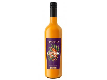 Himalyo Rakytník Original 100% Juice BIO 750 ml