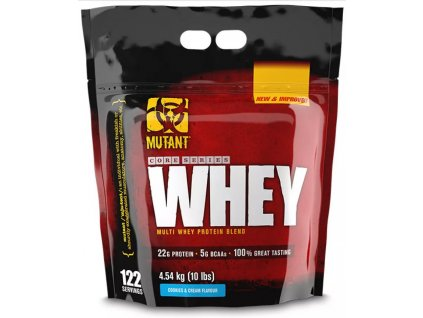 Mutant Core Series Whey 4540 g