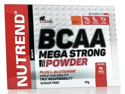 Nutrend BCAA Mega Strong Powder 10g