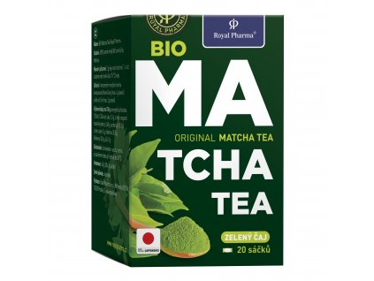 Royal Pharma BIO Matcha Tea 40 g