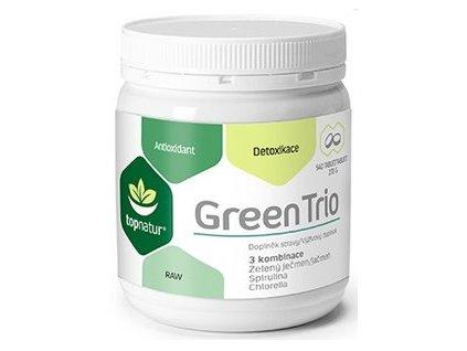 Topnatur Green Trio 180tablet