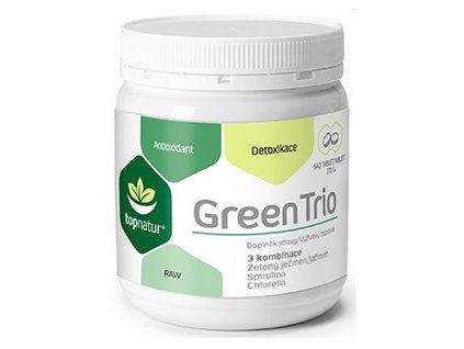 Topnatur Green Trio 180 tablet