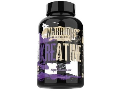 Warrior Kreatine (Kre-Alkalyn) 120 kapslí