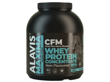 Alavis Maxima CFM Whey Protein Concentrate 2200 g