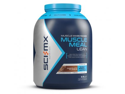 Sci-MX Muscle Meal Lean 2200g