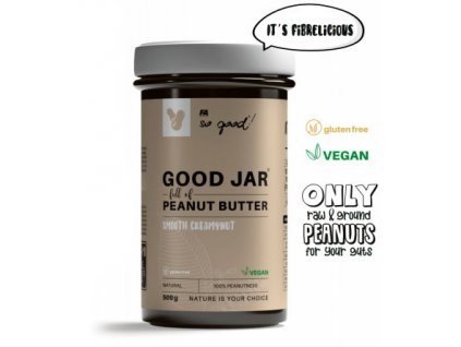 Fitness Authority So Good! Jar Peanut Butter 500 g
