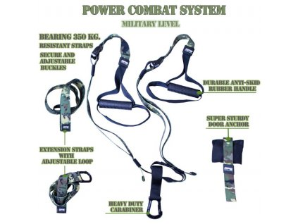 Power System Power Combat System PCS