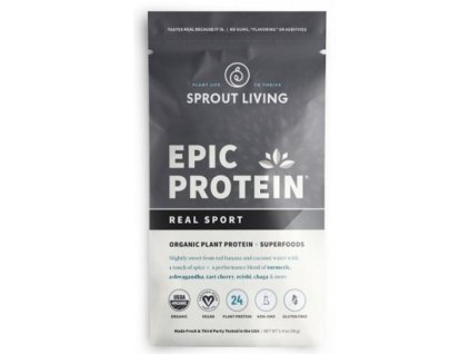 Sprout Living Epic protein organic Real Sport 38 g