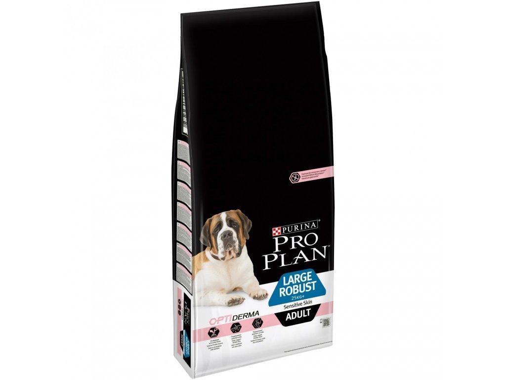 purina pro plan dog optiderm adult large breed robust sensitive skin 14 2 5kg
