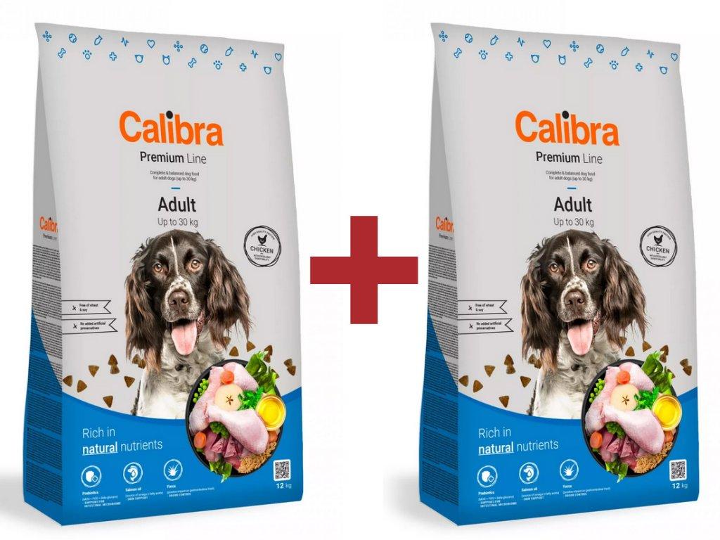 calibra premium line double