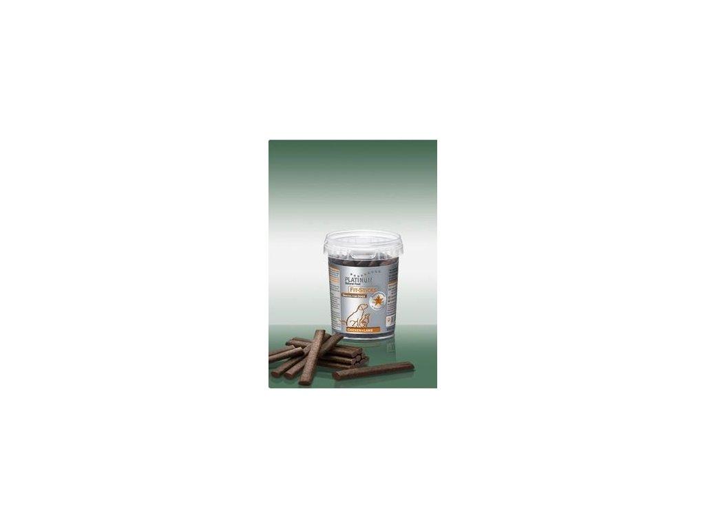 Platinum Natural Fit-Sticks Chicken & Lamb 300g