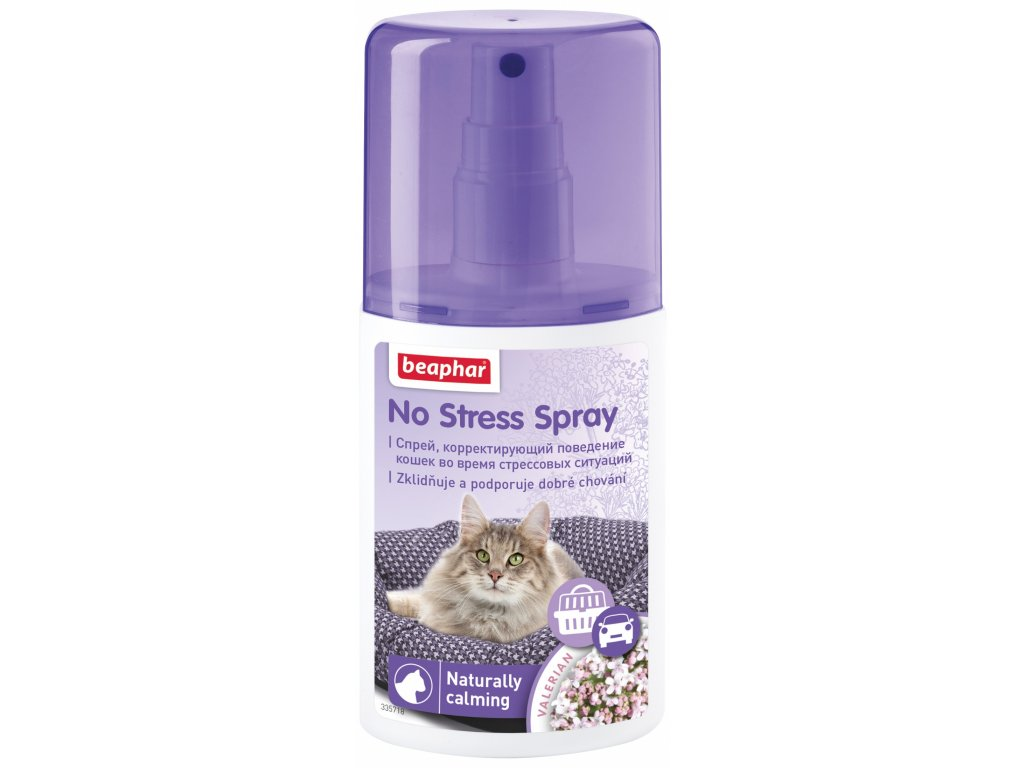 no stress spray cats 125ml original