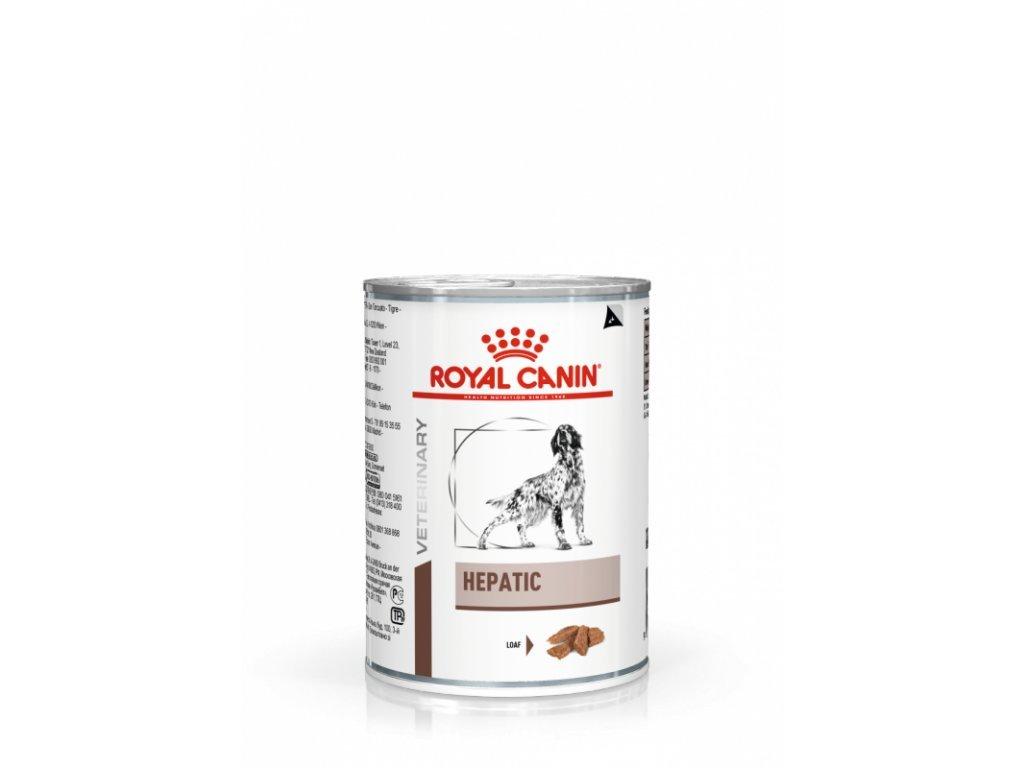 Royal Canin VD Dog Hepatic 6 x 420g