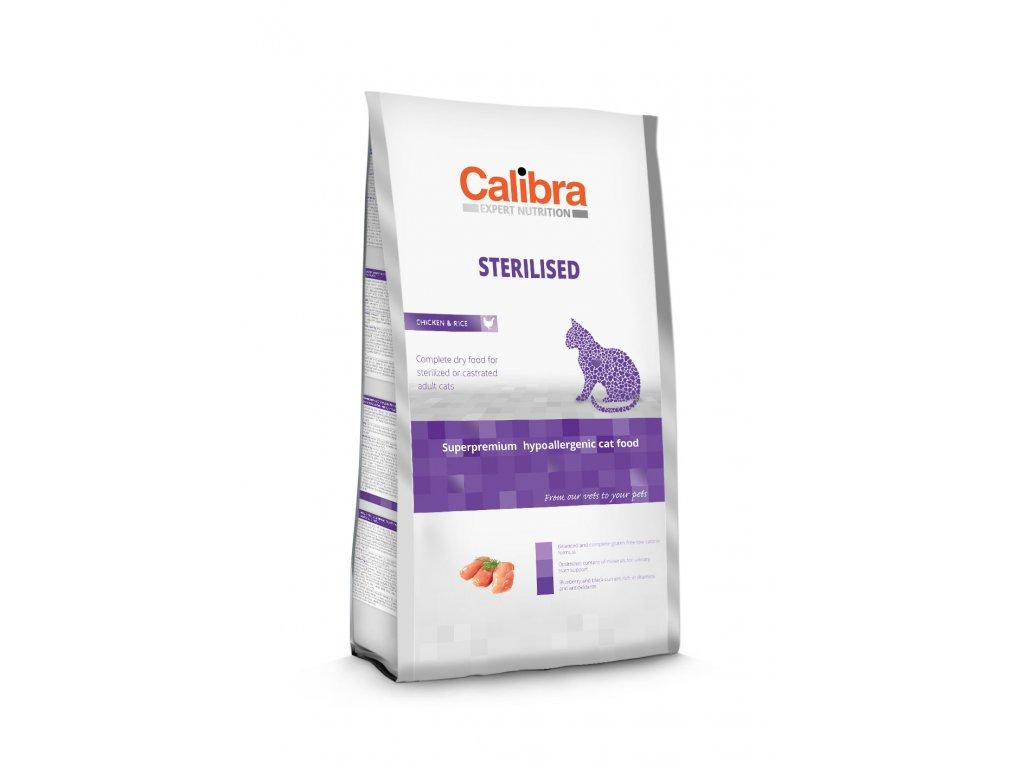 calibra cat EN sterilized