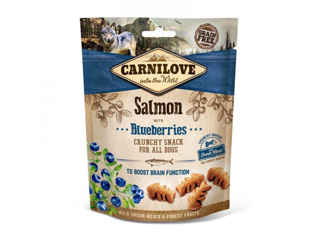 salmon gf