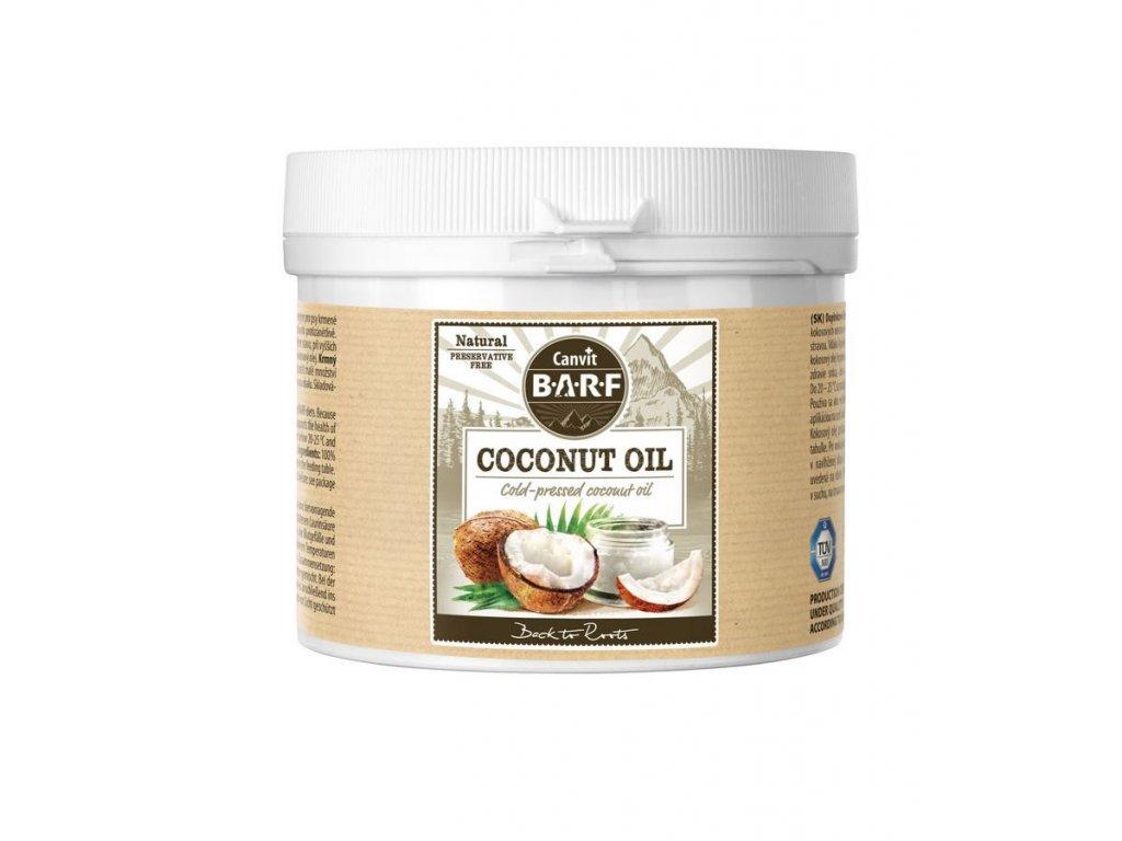 CB Coconut oil 600g 3D