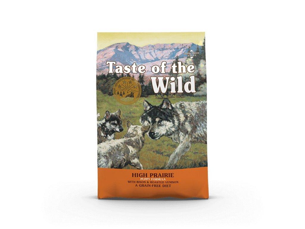 AKČNÍ Taste of the Wild High Prairie Puppy 13kg