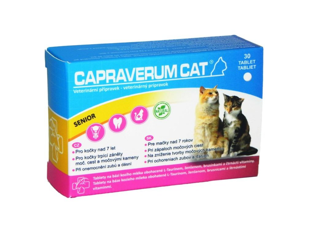 capraverum cat senior tbl 30 16 2