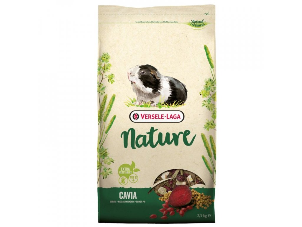 84183 pla versele nature cavia 2 3kg 6