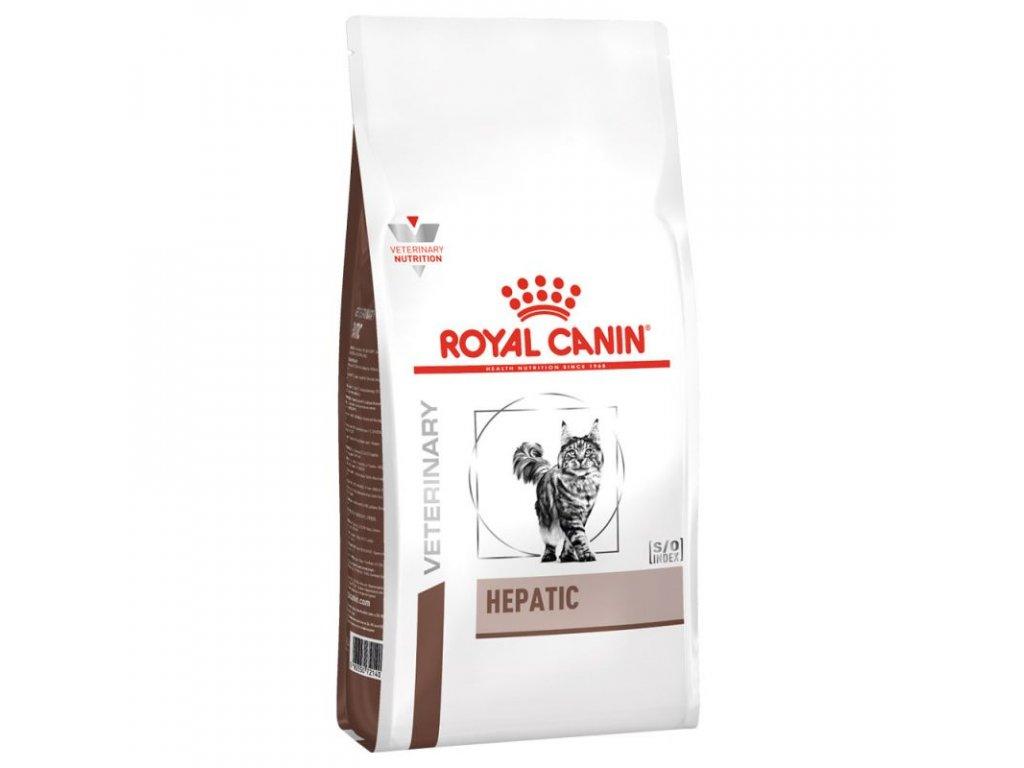 Royal Canin VD Cat Hepatic 2kg