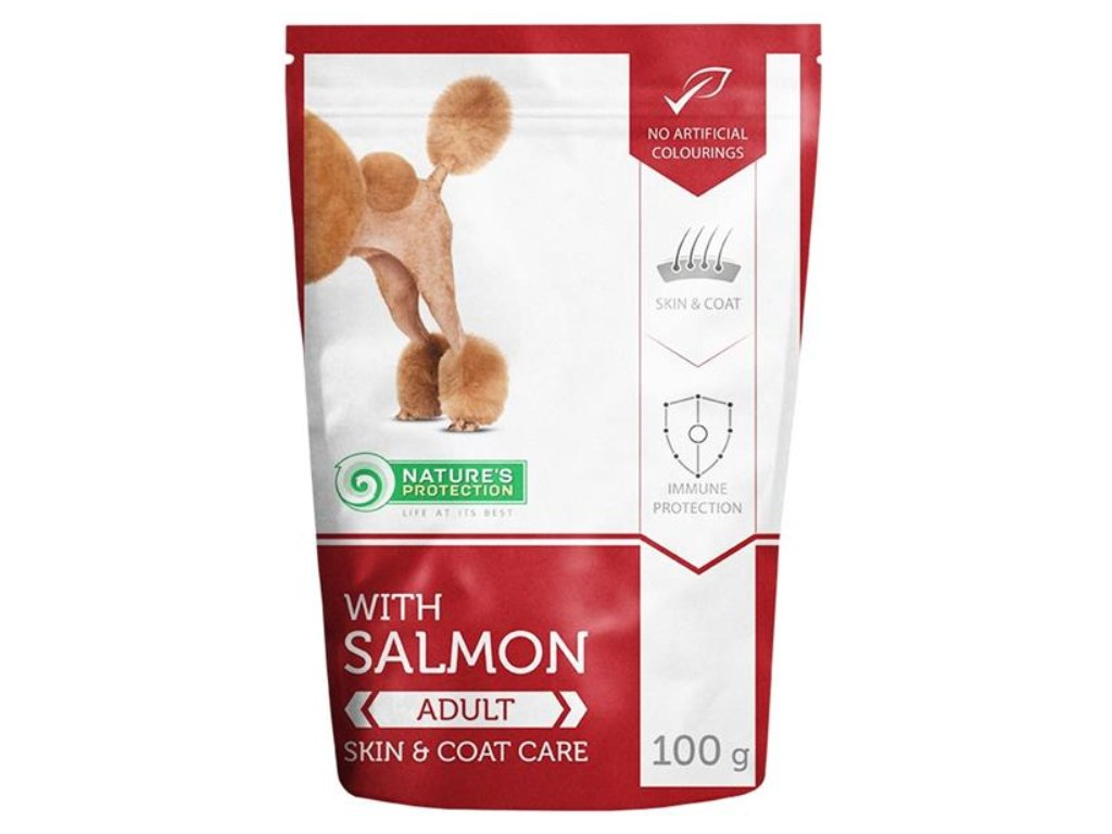 salmon kapsicka