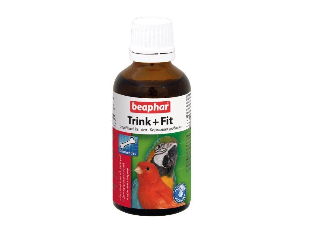 kapky beaphar trink fit vitaminove 50ml original