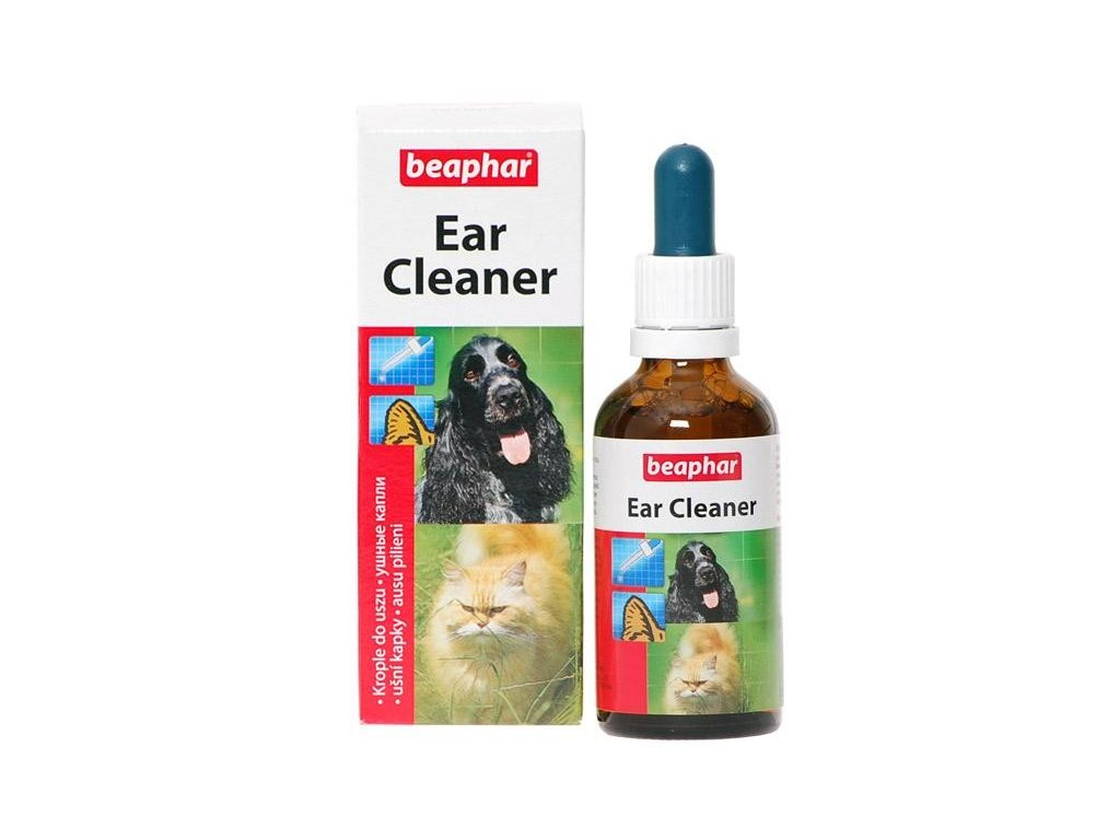 Beaphar Ear-Cleaner 50ml ušní kapky