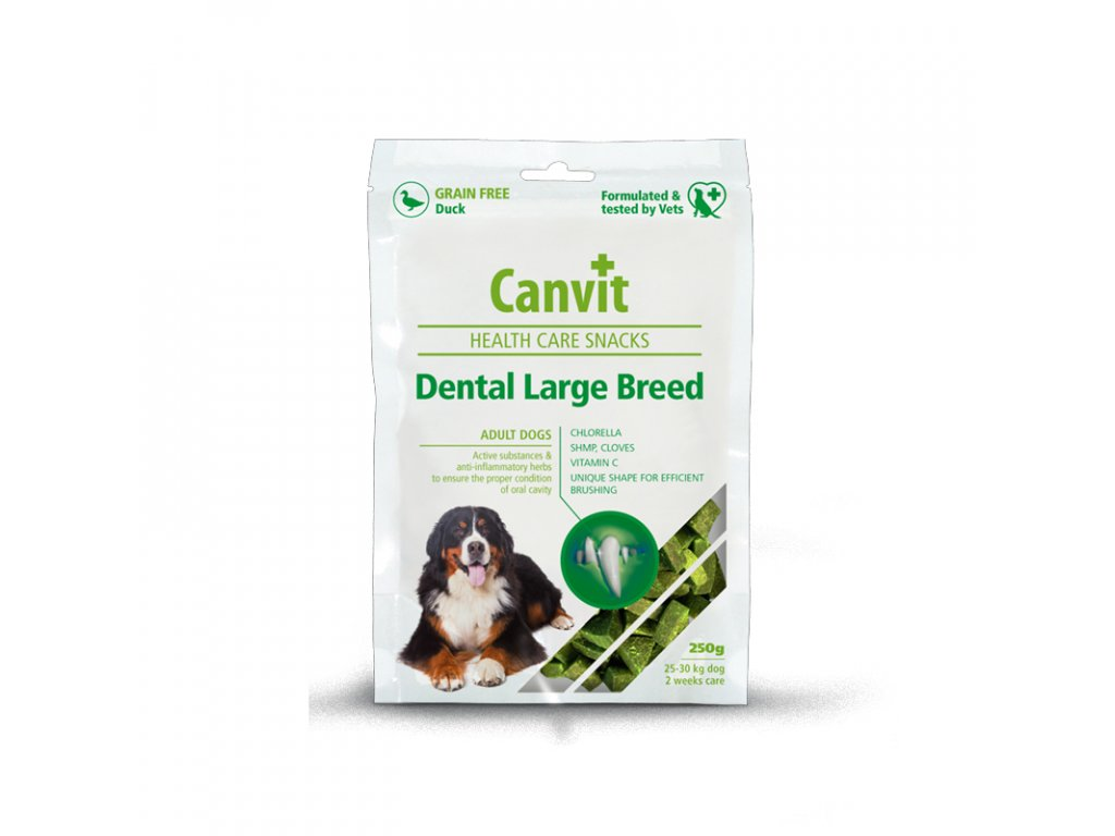 Canvit Dental Snacks Large Breed