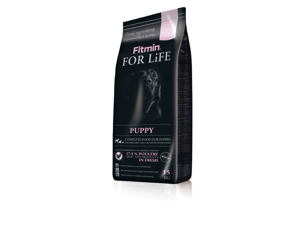 Fitmin For Life Dog Puppy 15kg