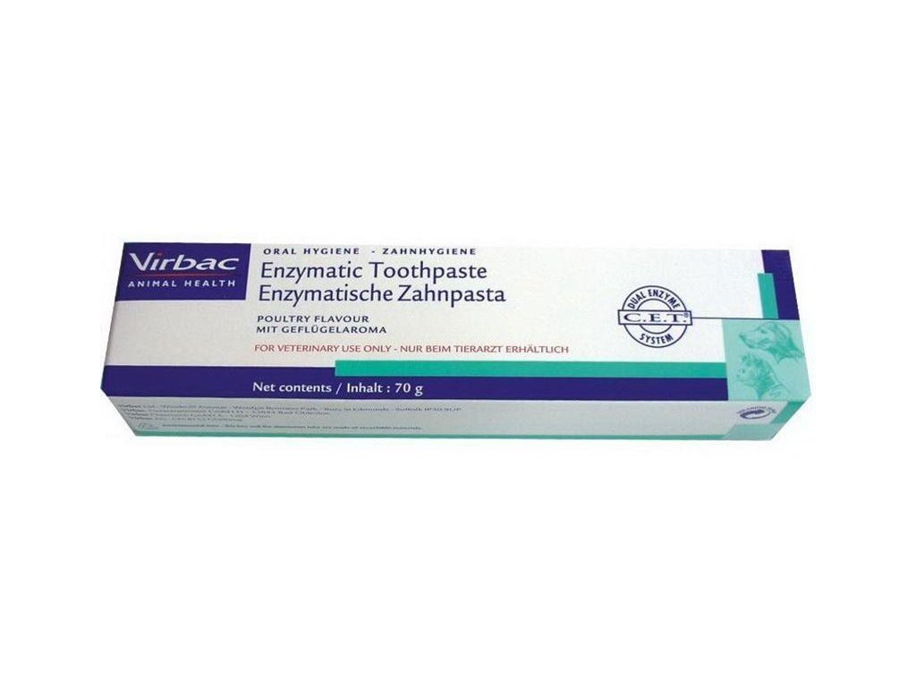 C.E.T. Zubní pasta enzymatická drůbeží 70g