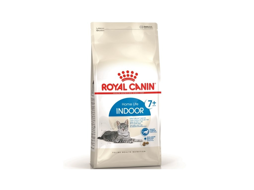 Royal Canin INDOOR 7+ (od 7 let)