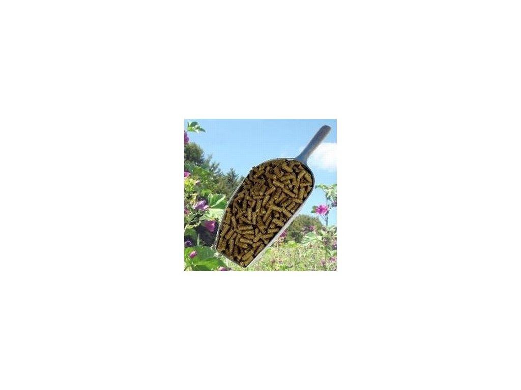 EPONA Heucobs - Seno v granulích 25kg