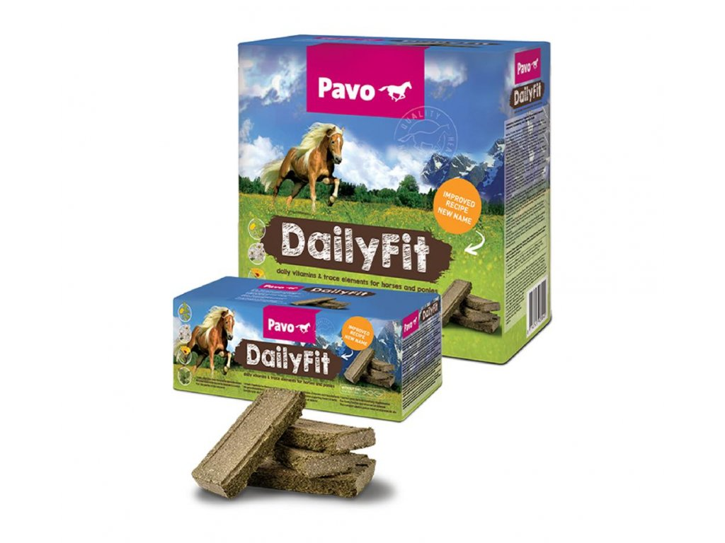 Pavo Daily Fit