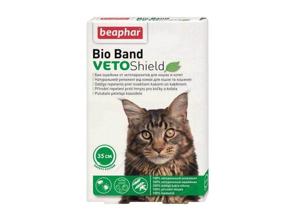 Beaphar antip. obojek Cat BIO Band 35cm