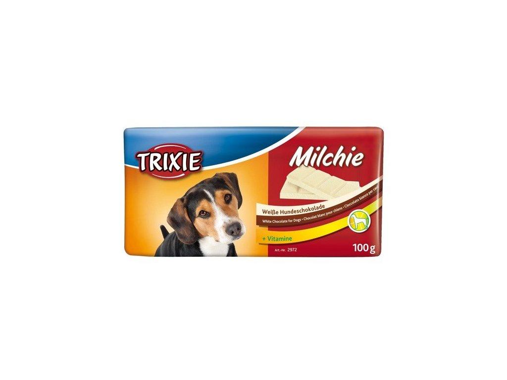 Milchie - čokoláda s vitamíny bílá 100g