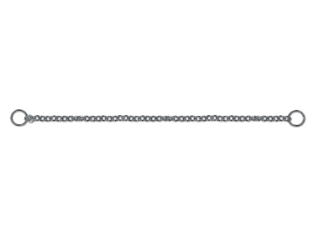 Obojek stahovák 1-řadý 45cmx2mm