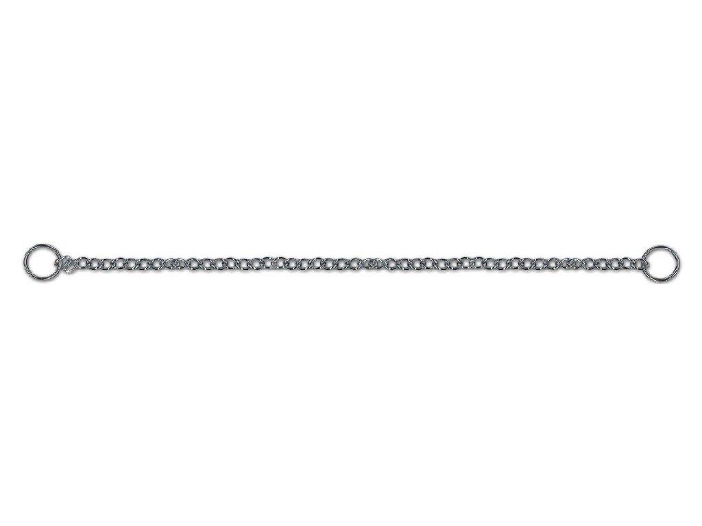 Obojek stahovák 1-řadý 60cmx3,5mm