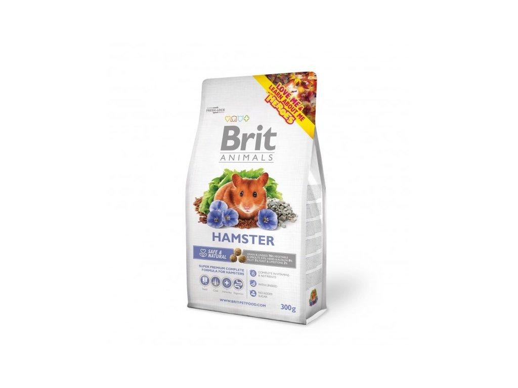 Brit Animals Hamster Complete
