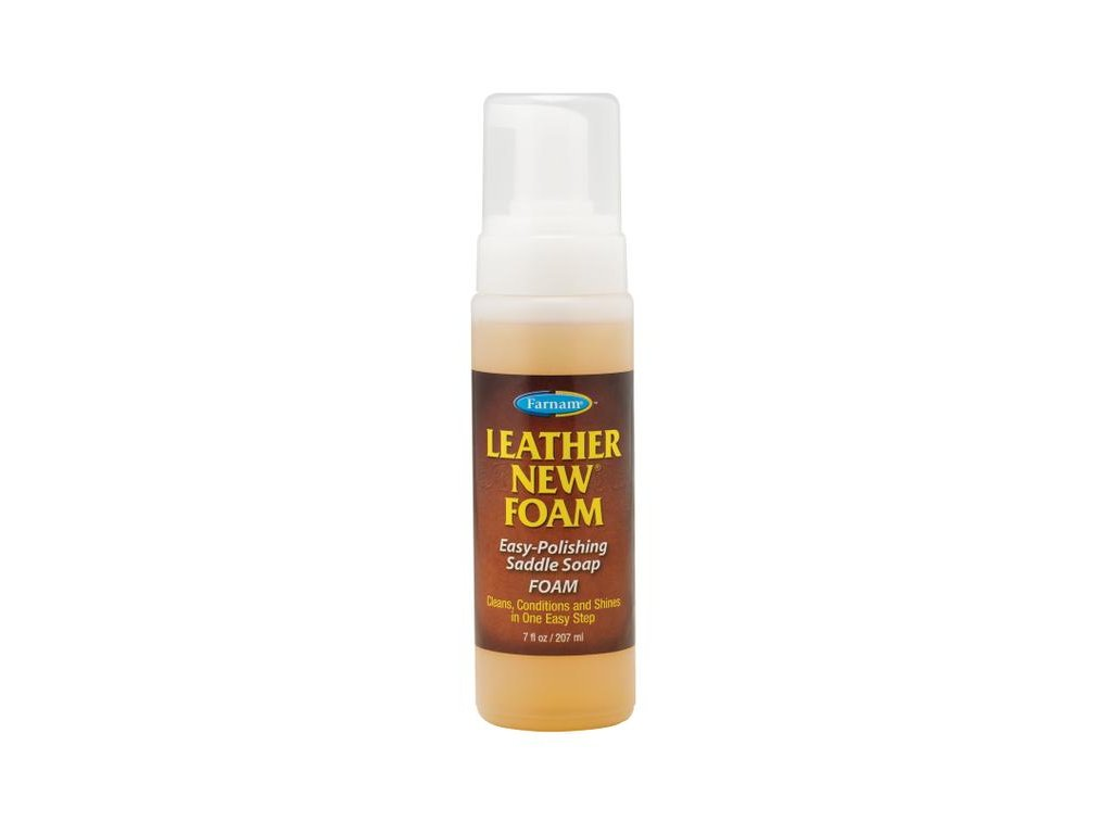 Farnam Leather New Foam 207 ml