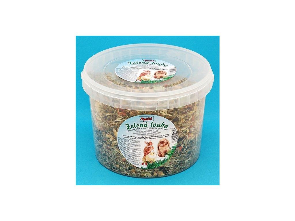 Apetit Zelená louka 1 kg kbelík