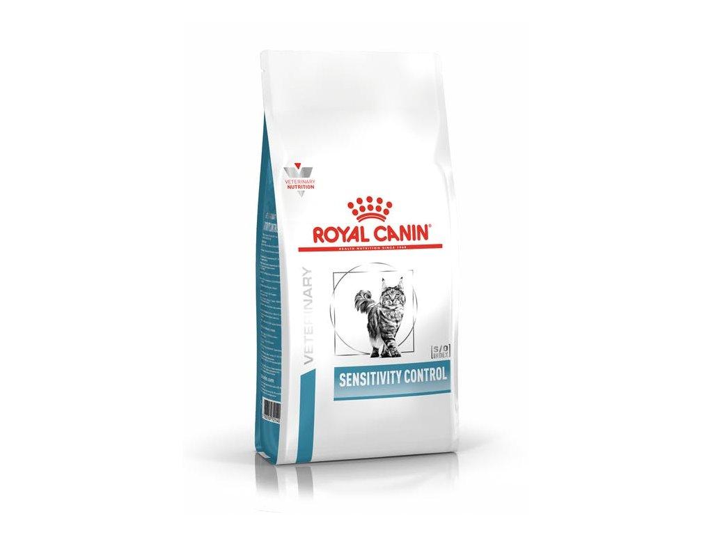 vhn dermatology sensitivity control cat packshot b1