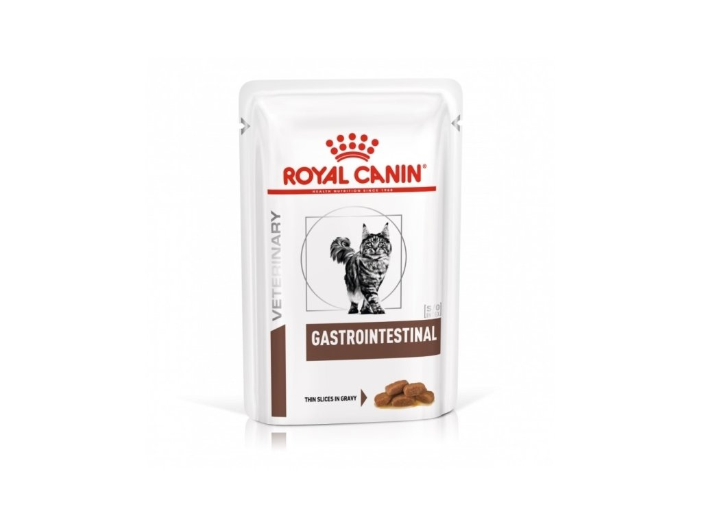 Royal Canin VD Cat Gastro Intestinal 12x100 g